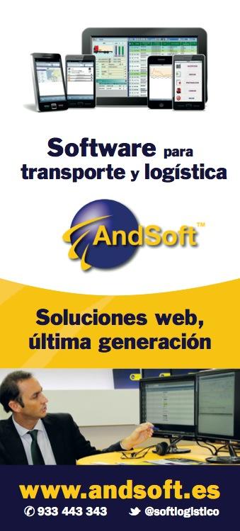 AndSoft Software Transporte Soft Logistica