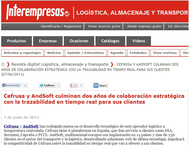 ANDSOFT INTEREMPRESAS W1