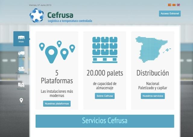 Web Cefrusa