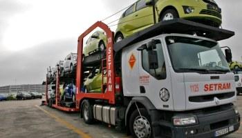 Nueva LOTT y ROTT Ordenación Transportes Terrestres  Grupo Setram