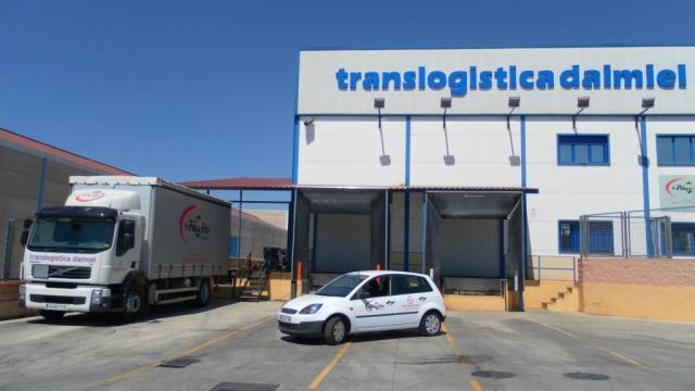 Andsoft erp e-TMS en Translogística Daimiel