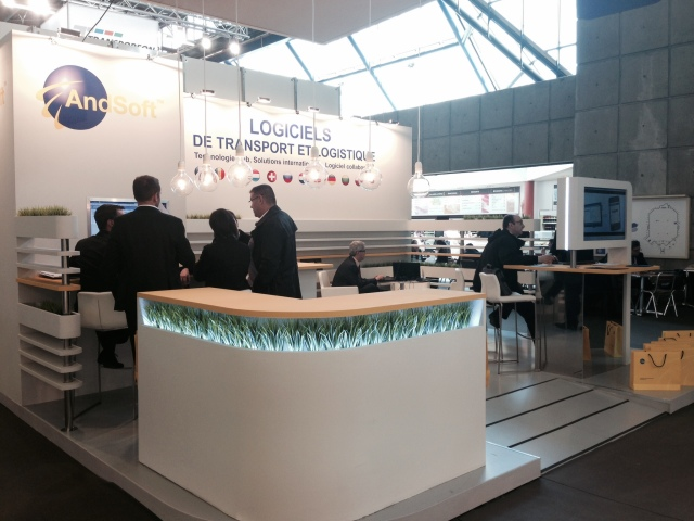 AndSoft SITL 2014 París