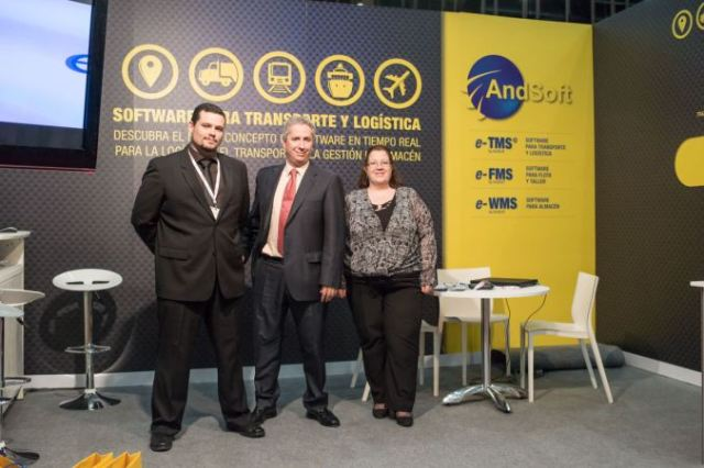 andsoft Logistics Madrid