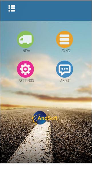 APP SmartPOD AndSoft para Victransa