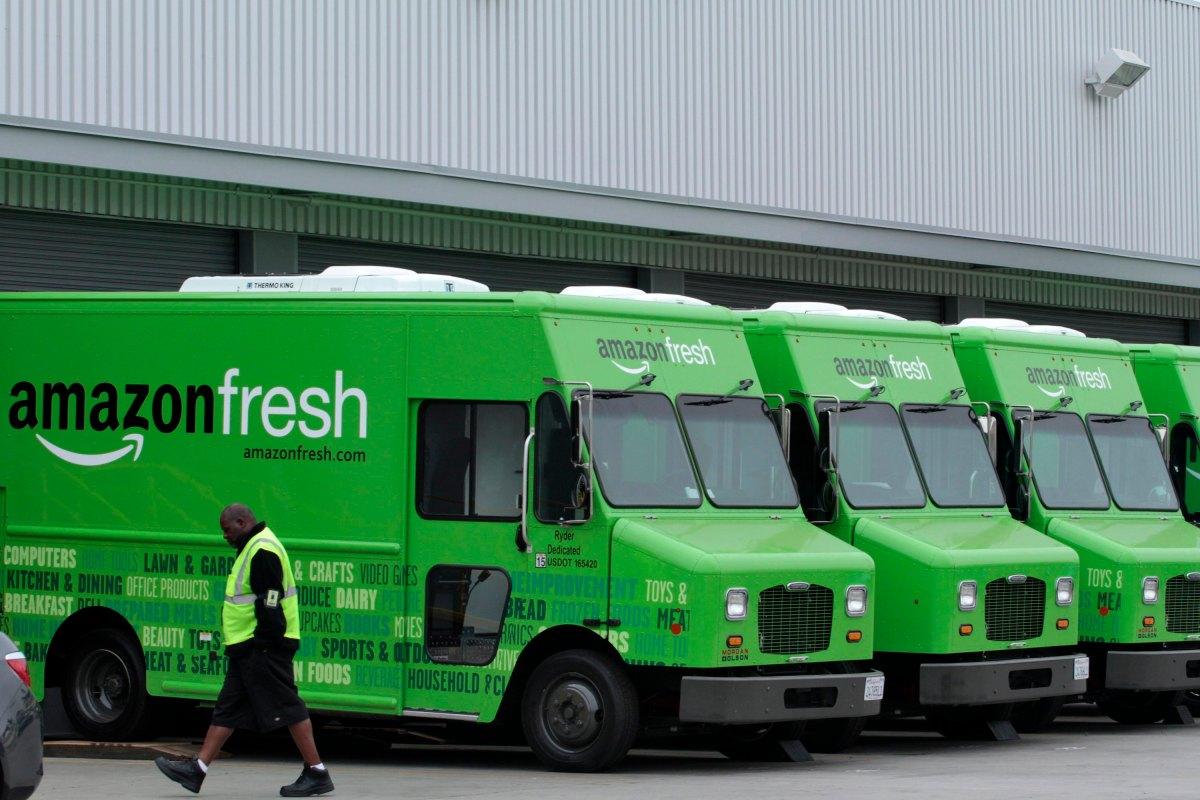 AmazonFresh llega a nuevos países europeos