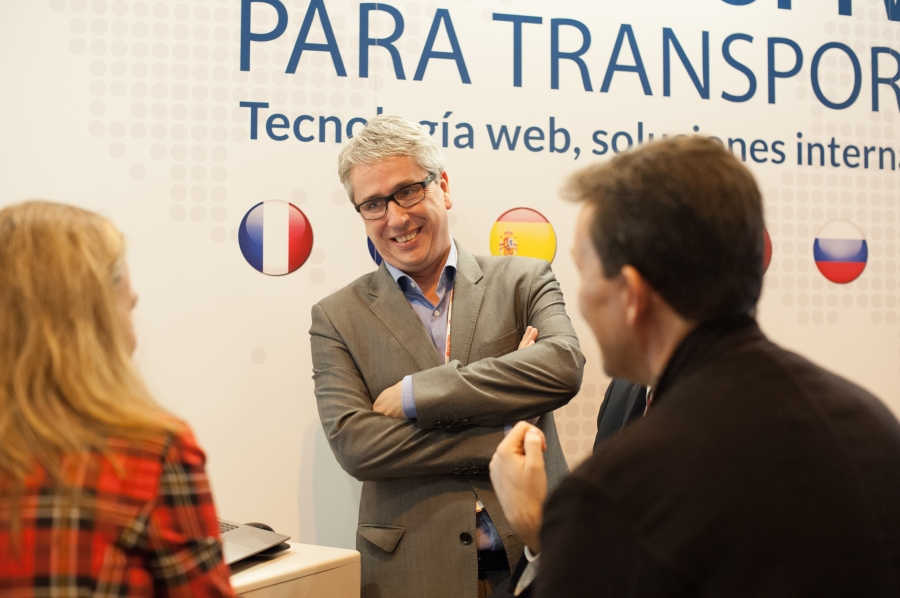 Víctor Vilas AndSoft Logistics Madrid 2015