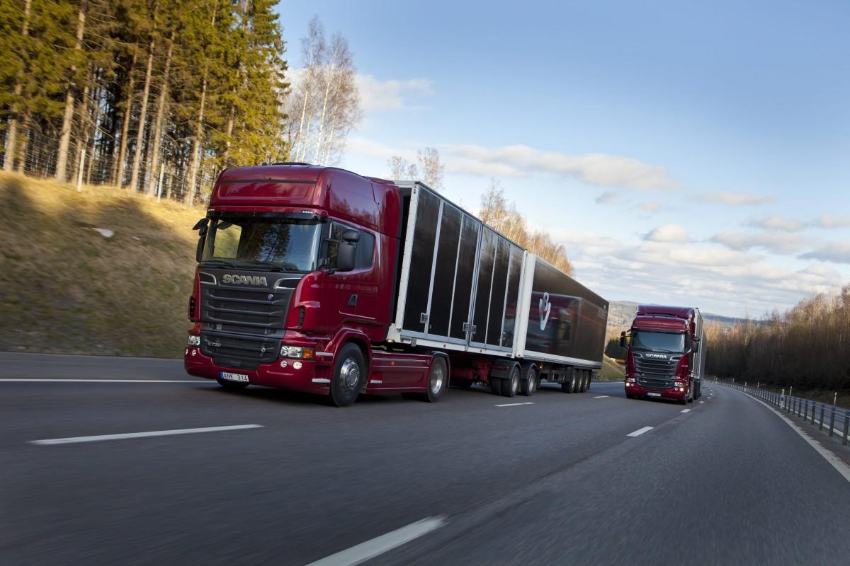"""Los transportistas explican las consecuencias de los """"megacamiones"""" de 44 toneladas"""
