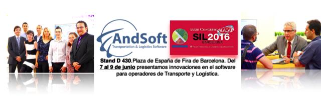 AndSoft en SIL 2016