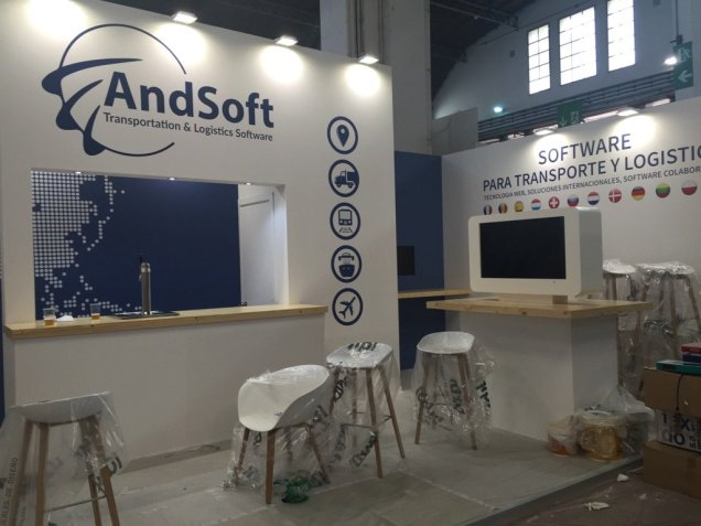 AndSoft SIL2016 stand
