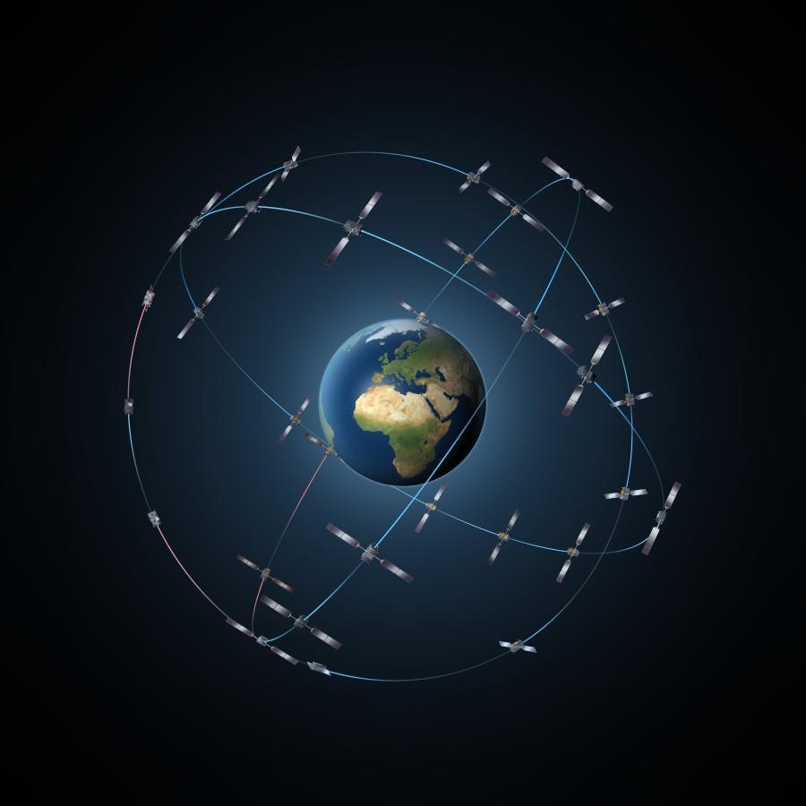 Sistemas de Satélites GPS y Galileo