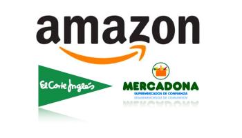 Amazon frente Corte Inglés y Mercadona Blog AndSoft
