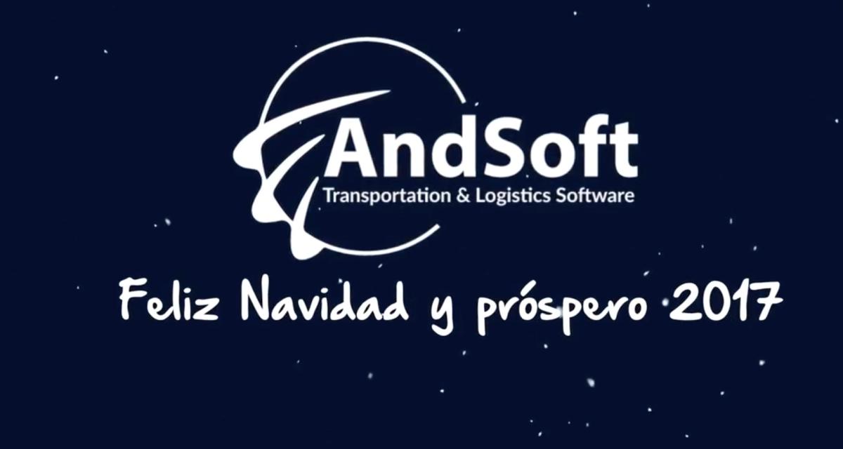 AndSoft: Nuestros mejores deseos para el 2017 y que juntos podamos alcanzar