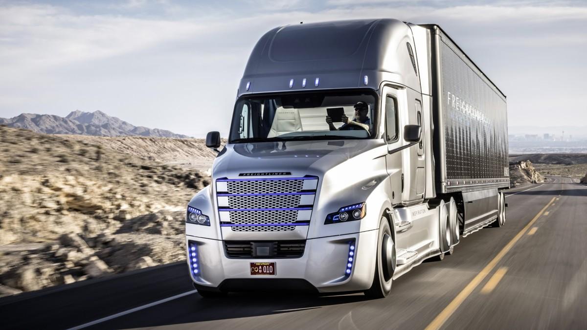 El transporte terrestre de mercancías acumula 10 trimestres consecutivos de crecimiento anual