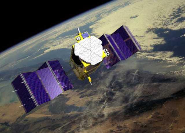 Lanzamiento satélite Galileo