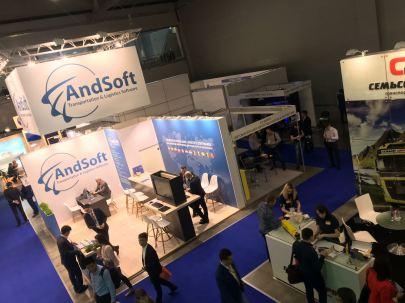 AndSoft Transrussia Feria