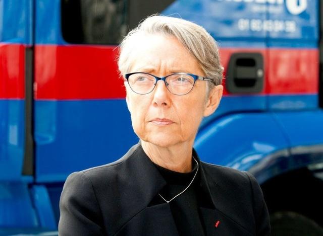 Elisabeth Borne, Ministra Transición Ecológica y Solidaridad de Francia