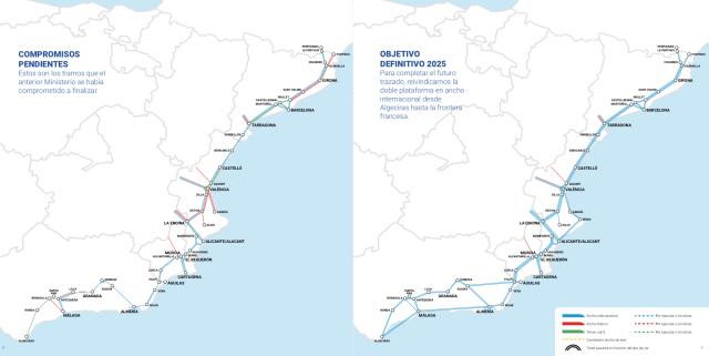 Corredor Mediterráneo Ventajas logística