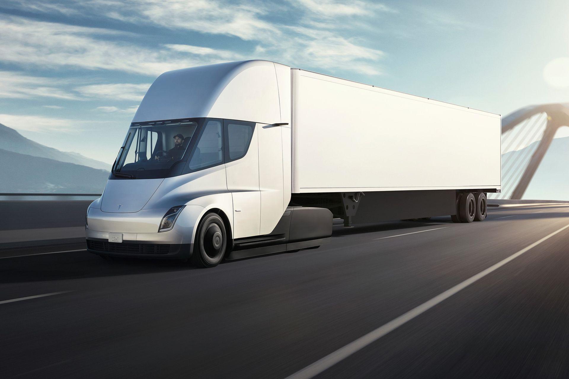 En 2025 rodarán 54.000 camiones eléctricos por las carreteras norteamericanas…¿y en Europa?