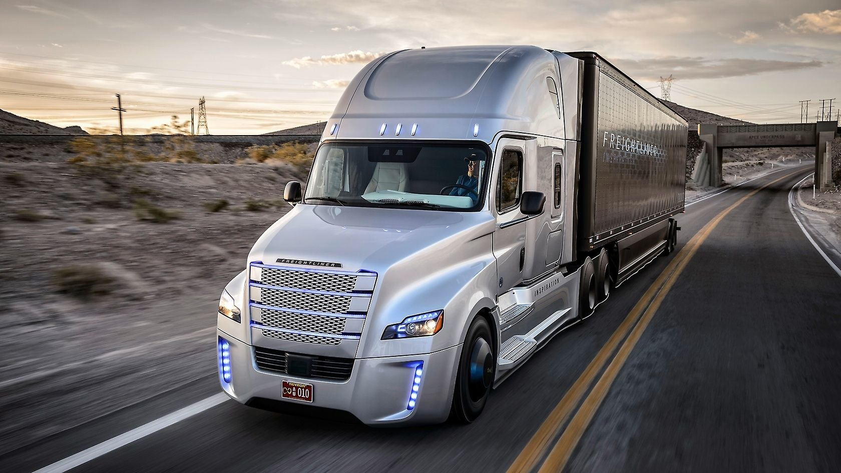 España y Francia apuestan por la conducción automatizada y conectada en el transporte de mercancías