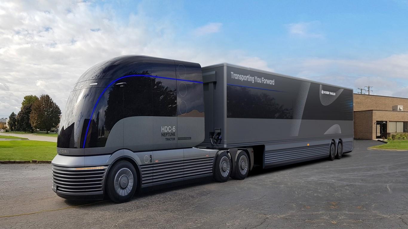 Informe Prospectivo del futuro del transporte de mercancías en España