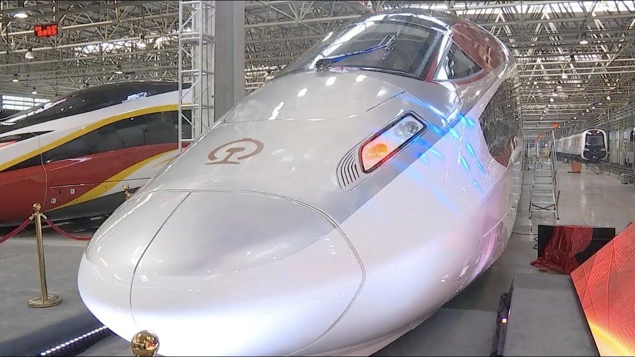 ¿Seguro que hay un tren de mercancías que alcanza los 350 km/h?…Sí, en #China y usan algoritmos genéticos