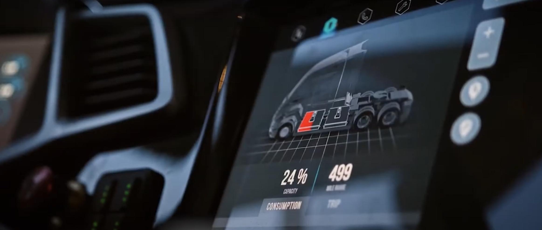 La electrificación directa de camiones es tres veces más eficiente que el uso de motores con combustibles sintéticos