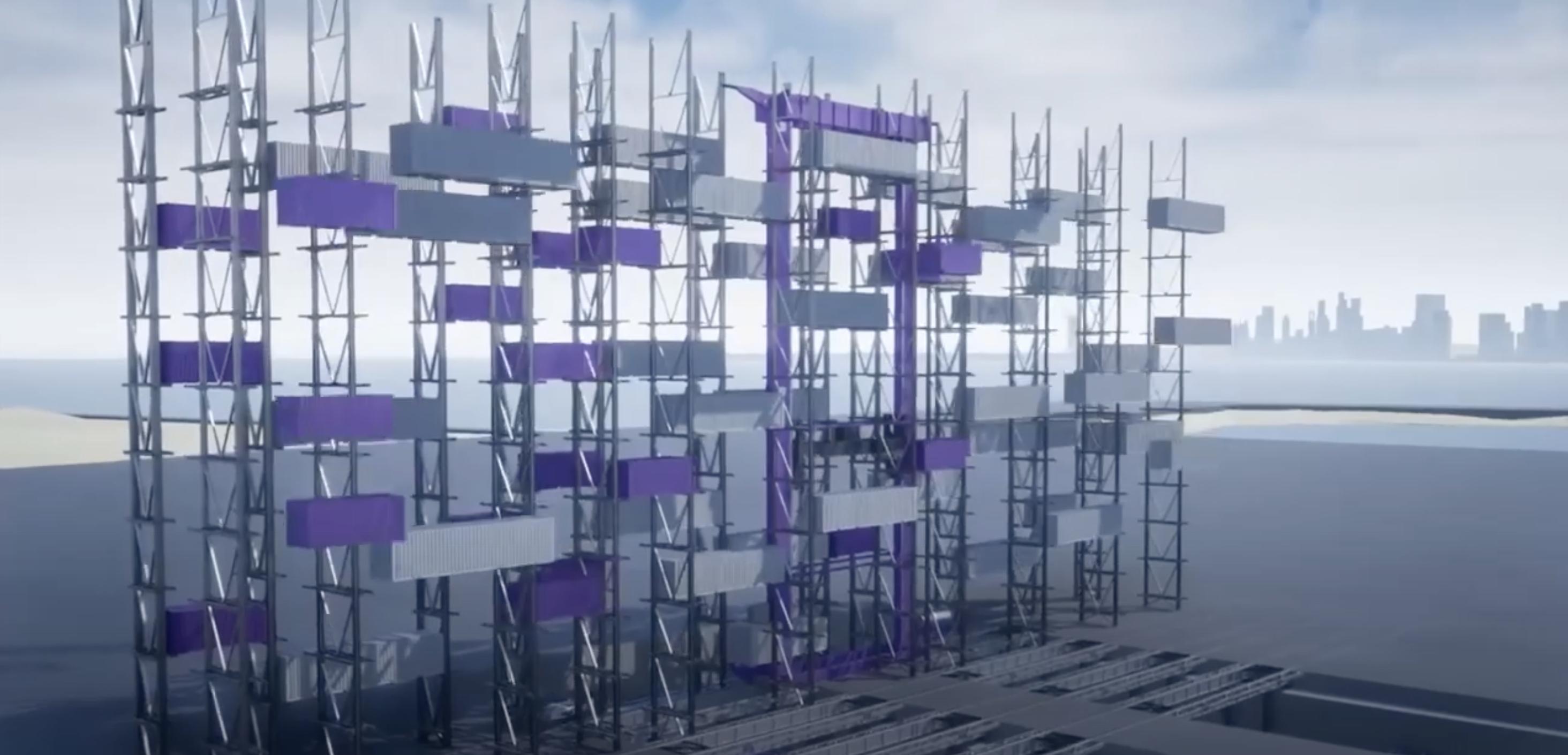 El Puerto de Barcelona analiza la automatización de las terminales de contenedores