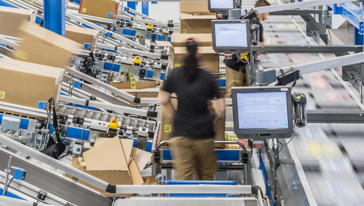 Claves tecnológicas del software que soporta la gestión de stock de Inditex (Zara)