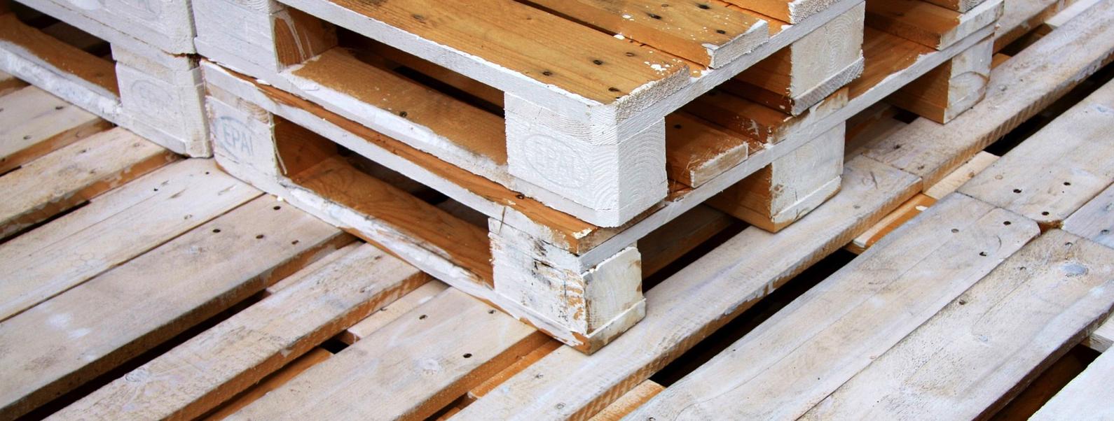El precio del palet de madera se multiplica por la tendencia mundial alcista de esta materia prima